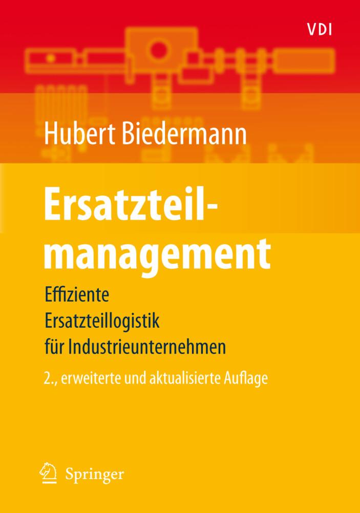 Ersatzteilmanagement als Buch (kartoniert)