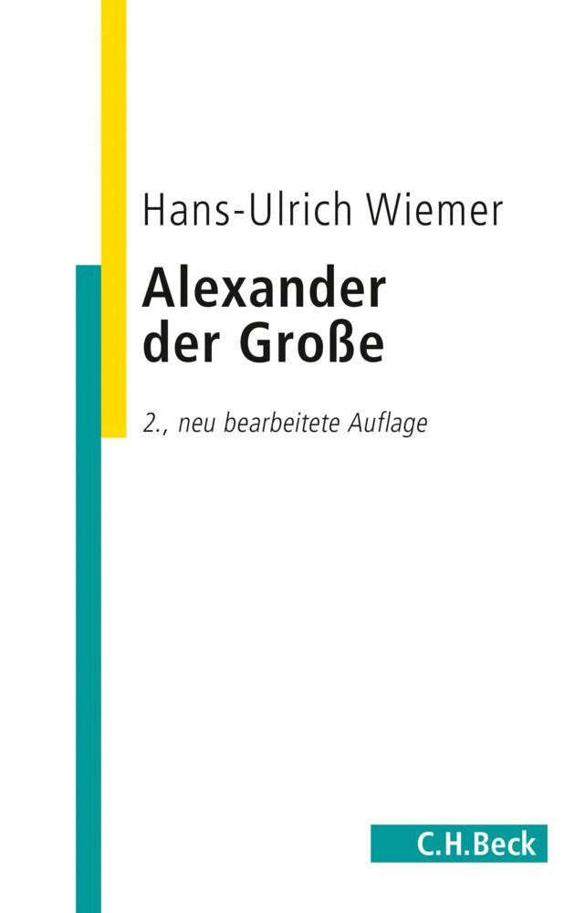 Alexander der Große als Buch (kartoniert)