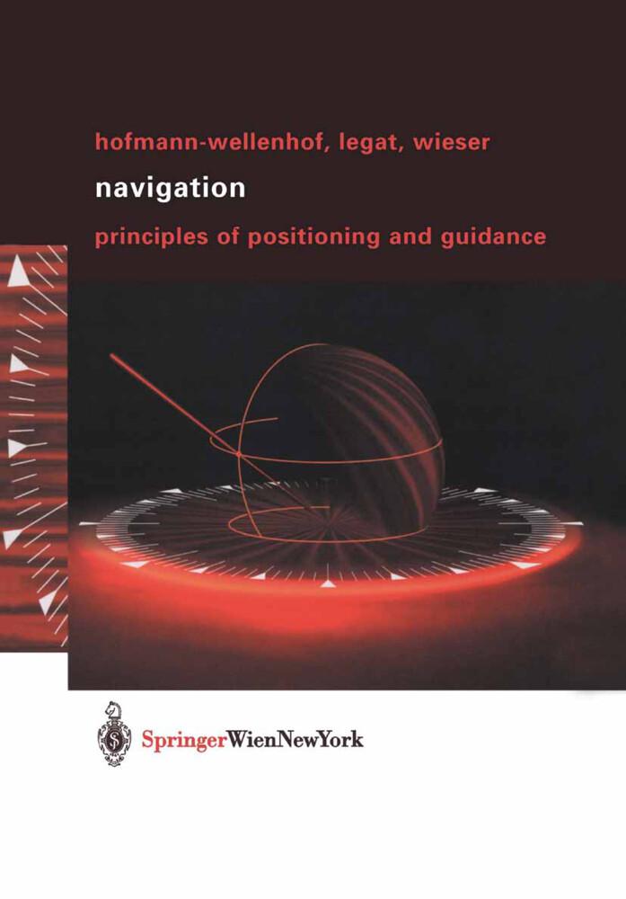 Navigation als Buch (kartoniert)