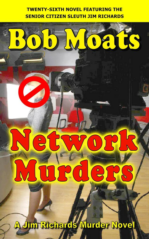 Network Murders (Jim Richards Murder Novels, #26) als eBook epub
