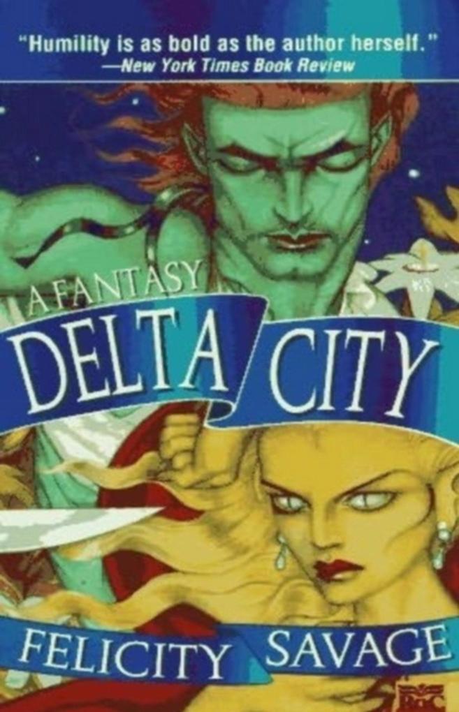 Delta City (A Garden of Salt, #2) als eBook epub