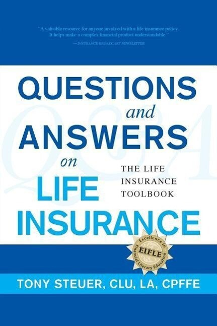 Questions and Answers on Life Insurance als Taschenbuch