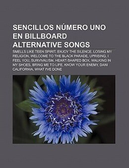 Sencillos número uno en Billboard Alternative Songs als Taschenbuch