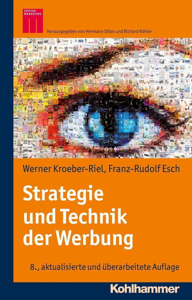 Strategie und Technik der Werbung als eBook