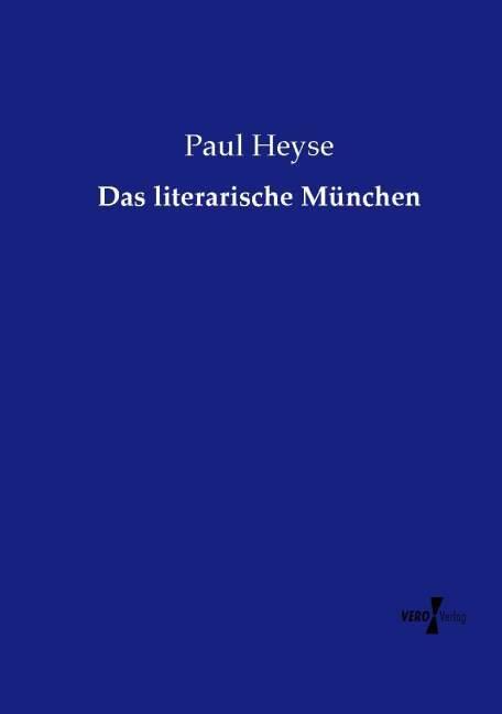 Das literarische München als Buch (kartoniert)
