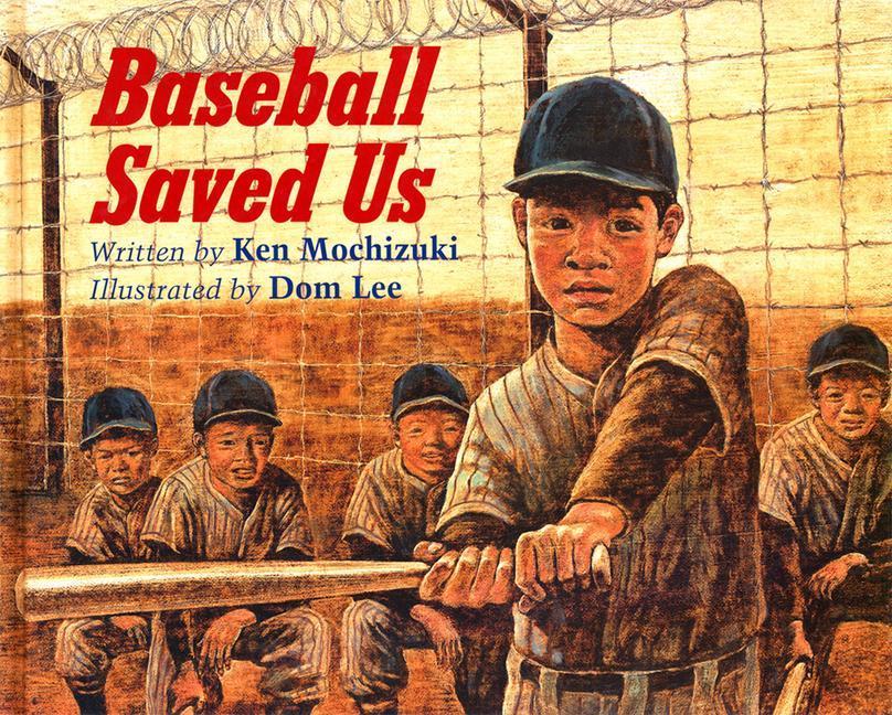 Baseball Saved US als Taschenbuch