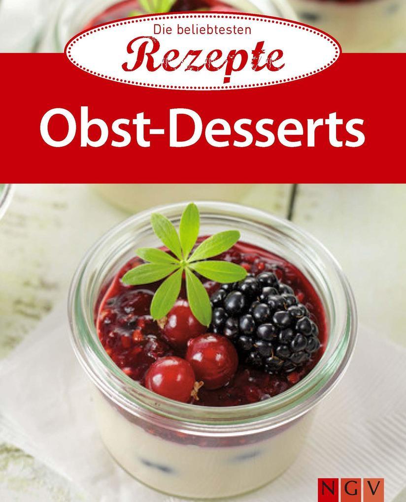 Obst-Desserts als eBook epub