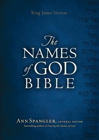 KJV Names of God Bible als eBook epub
