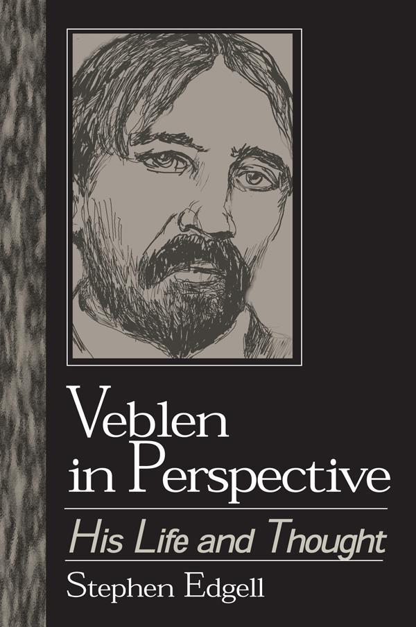 Veblen in Perspective als eBook epub