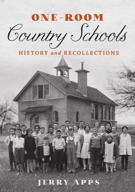 One-Room Country Schools: History and Recollections als Taschenbuch