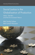 Social Justice in the Globalization of Production