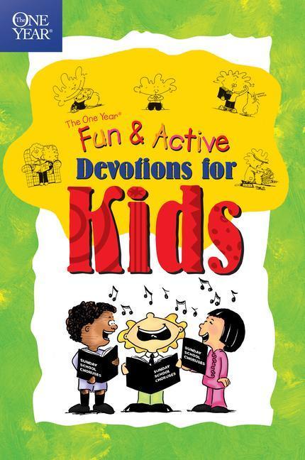 One Year Fun & Active Devotions For Kids, The als Taschenbuch