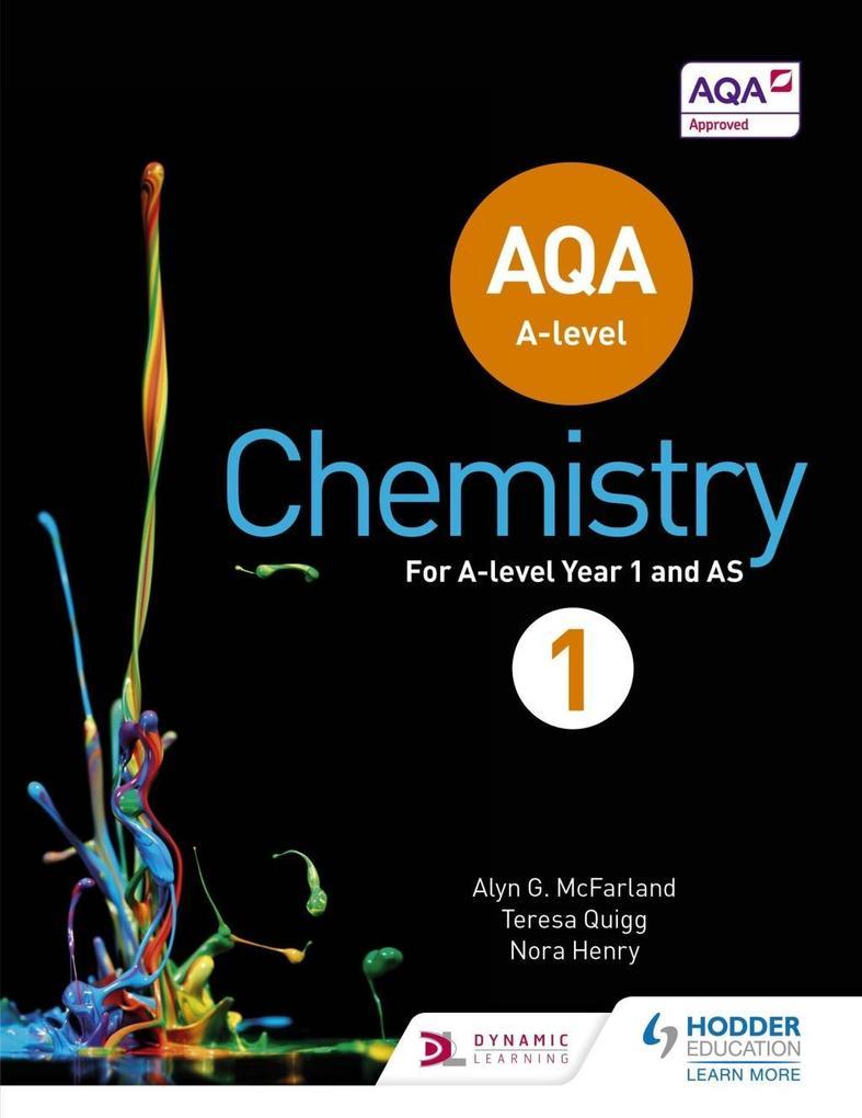 AQA A Level Chemistry Student Book 1 als eBook epub