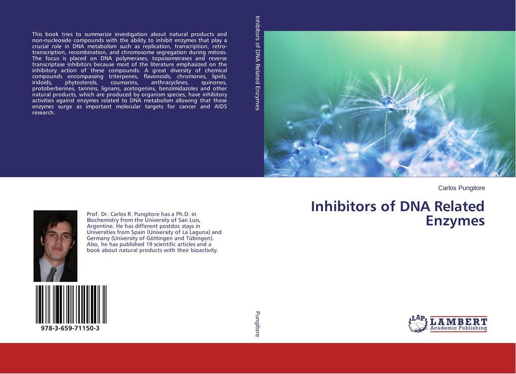Inhibitors of DNA Related Enzymes als Buch (kartoniert)