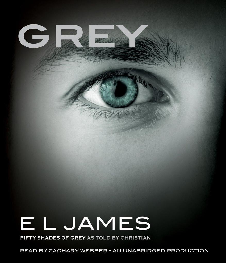 Grey: Fifty Shades of Grey as Told by Christian als Hörbuch CD