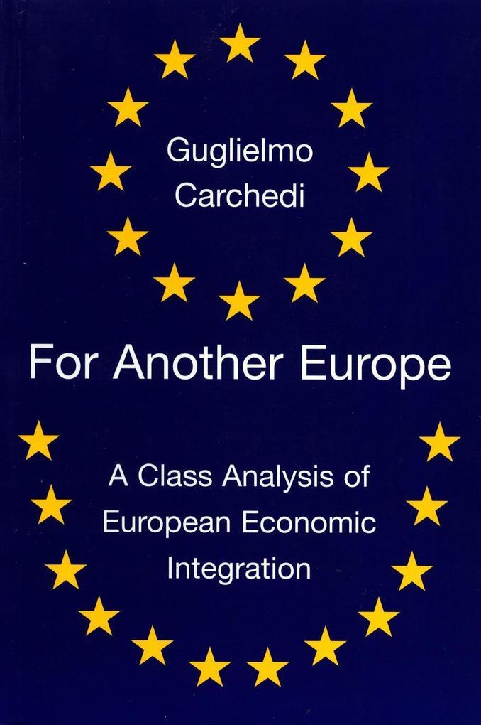 For Another Europe als Taschenbuch
