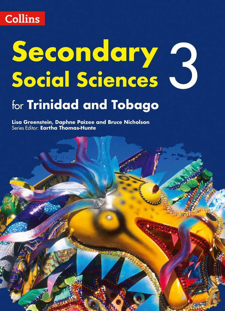 Collins Secondary Social Studies for the Caribbean - Student's Book 3 als Taschenbuch
