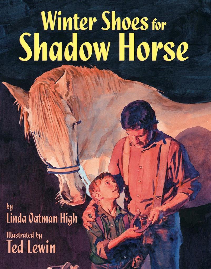 Winter Shoes for Shadow Horse als Buch (gebunden)