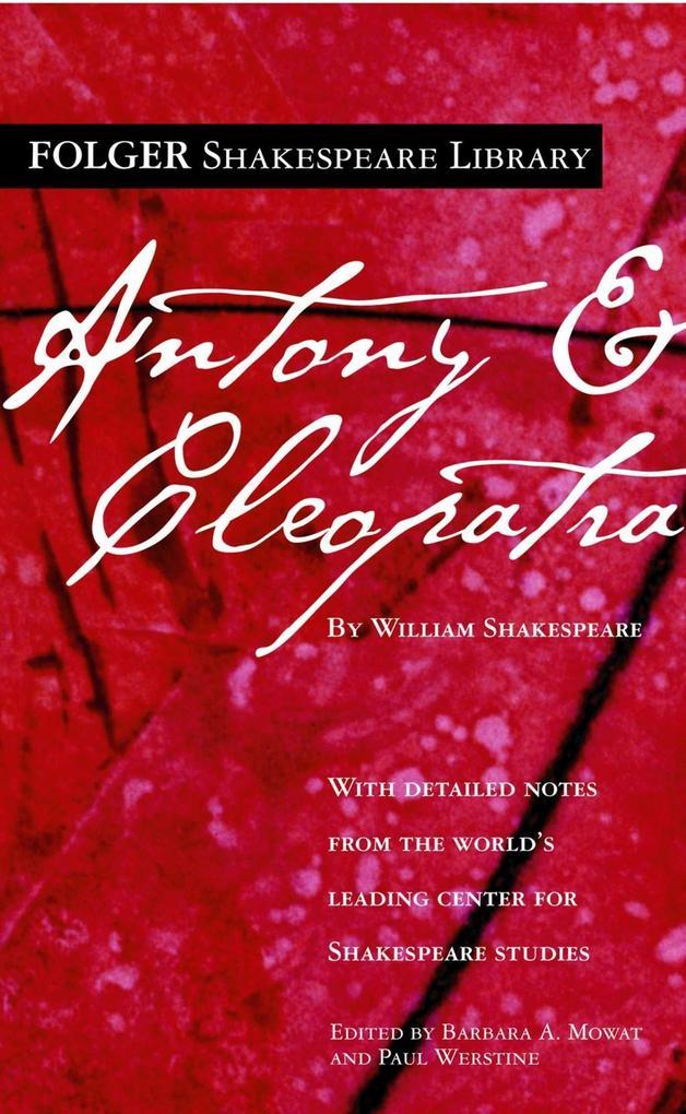 Antony and Cleopatra als eBook epub