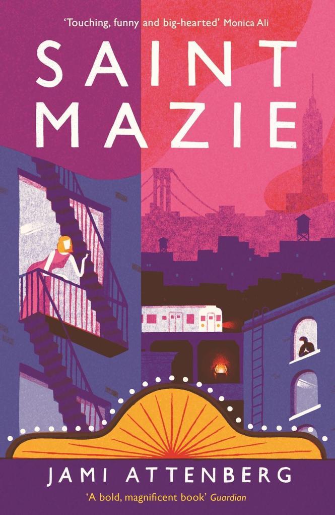 Saint Mazie als eBook epub
