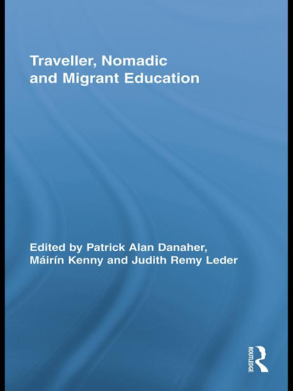 Traveller, Nomadic and Migrant Education als eBook pdf