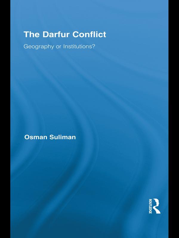 The Darfur Conflict als eBook epub