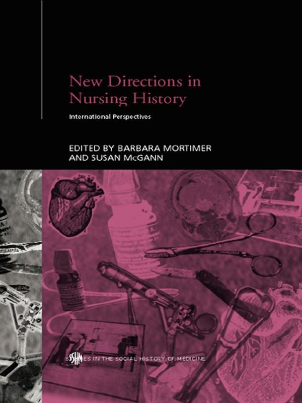 New Directions in Nursing History als eBook pdf
