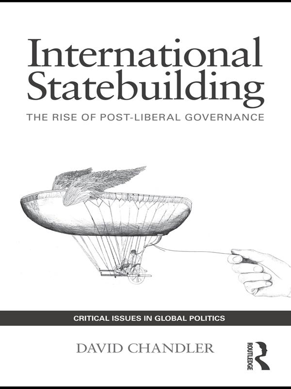 International Statebuilding als eBook epub