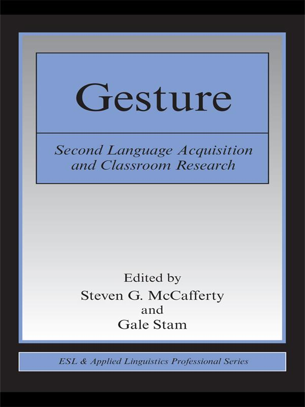 Gesture als eBook pdf