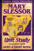 Mary Slessor Unit Study Guide