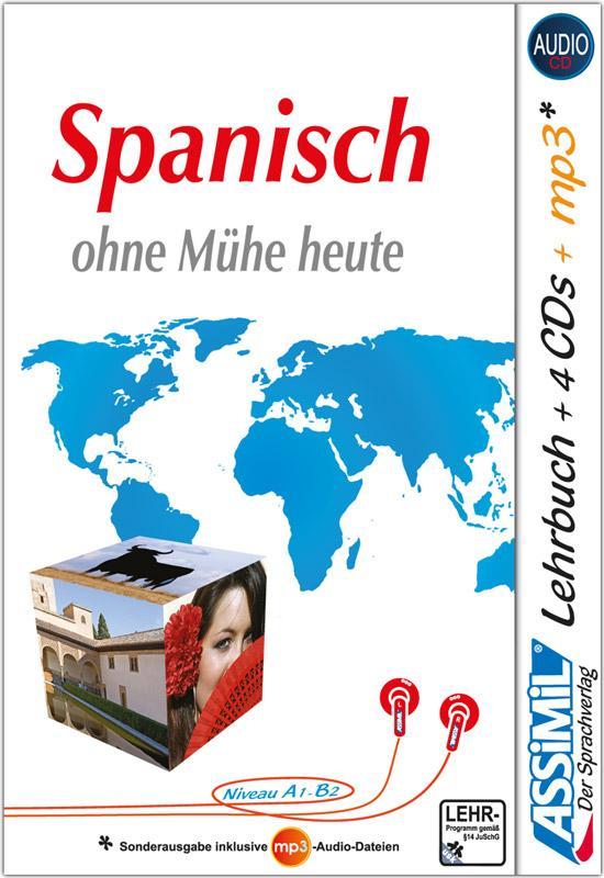 ASSiMiL Selbstlernkurs für Deutsche. Assimil Spanisch ohne Mühe heute als Buch (kartoniert)