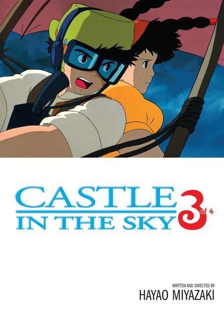 Castle in the Sky, Vol. 3 als Taschenbuch