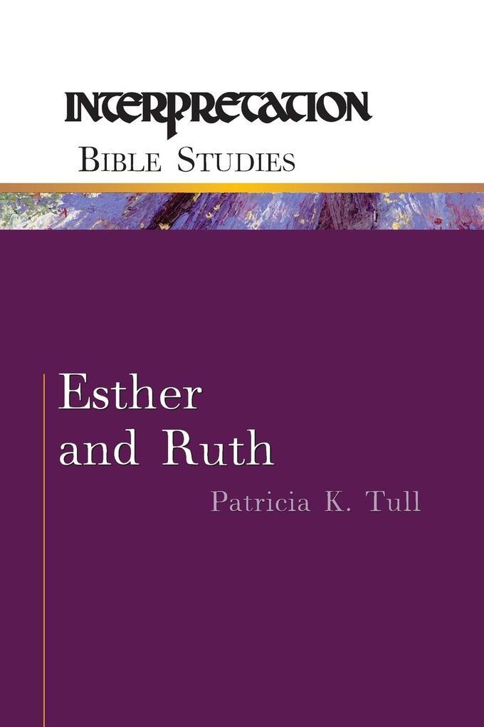 Esther and Ruth als Taschenbuch