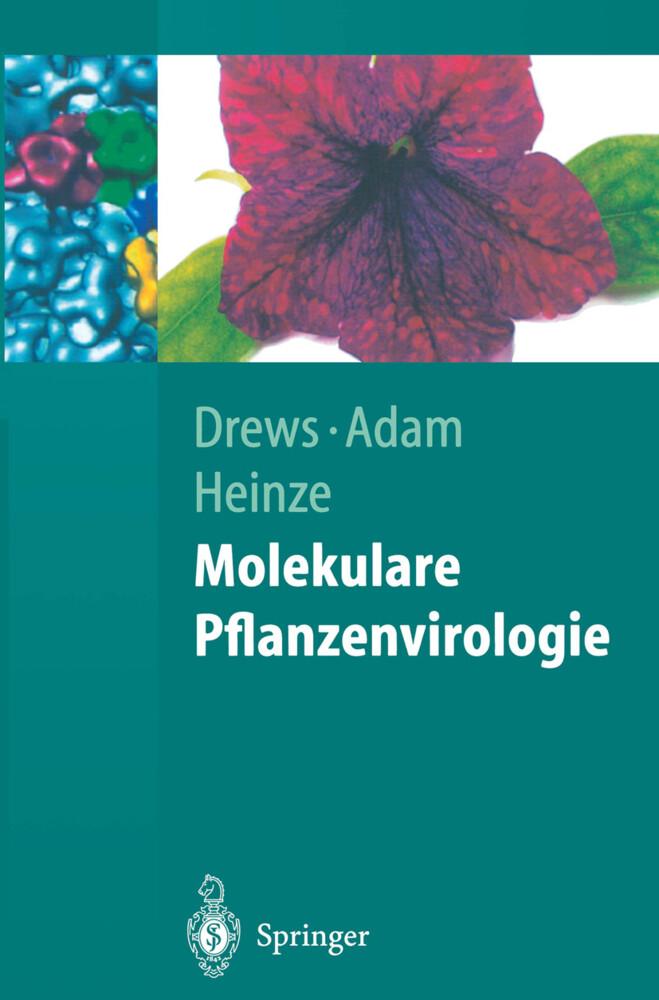 Molekulare Pflanzenvirologie als Buch (kartoniert)