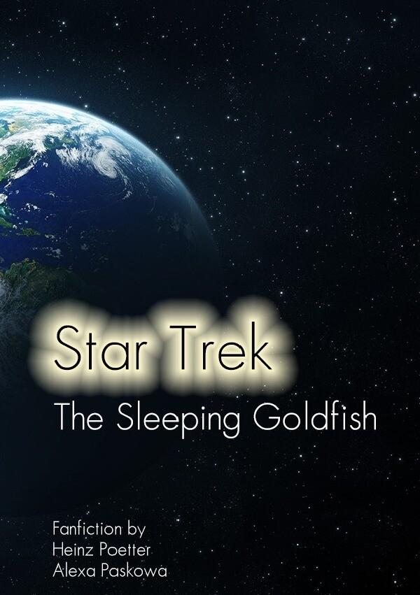 The Sleeping Goldfish - A Star Trek Story als Buch (kartoniert)