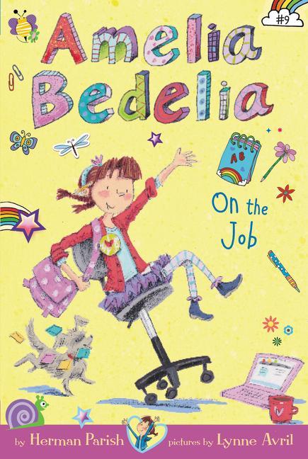 Amelia Bedelia Chapter Book #9: Amelia Bedelia on the Job als Taschenbuch