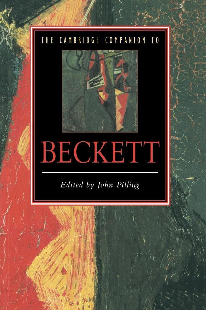 The Cambridge Companion to Beckett als Buch (kartoniert)