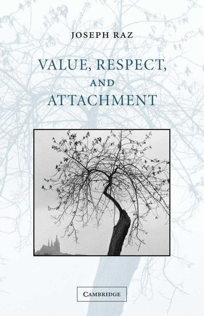 Value, Respect, and Attachment als Buch (kartoniert)