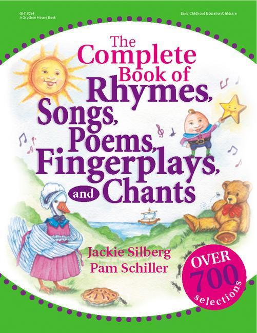 COMP BK OF RHYMES SONGS POEMS als Taschenbuch