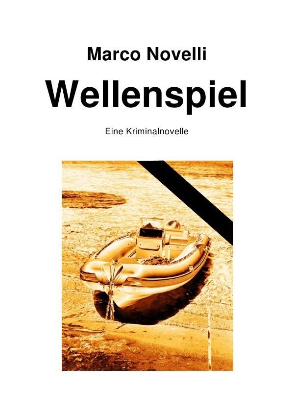 Wellenspiel als Buch (kartoniert)
