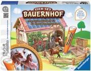 Ravensburger Spiel - tiptoi - Tier-Set Bauernhof