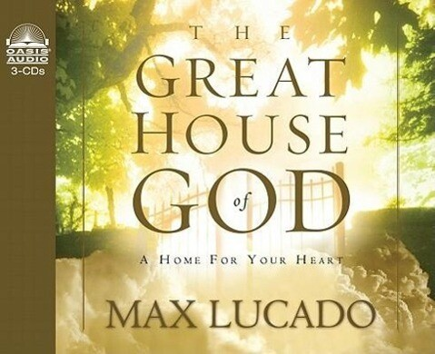 Great House of God als Hörbuch CD