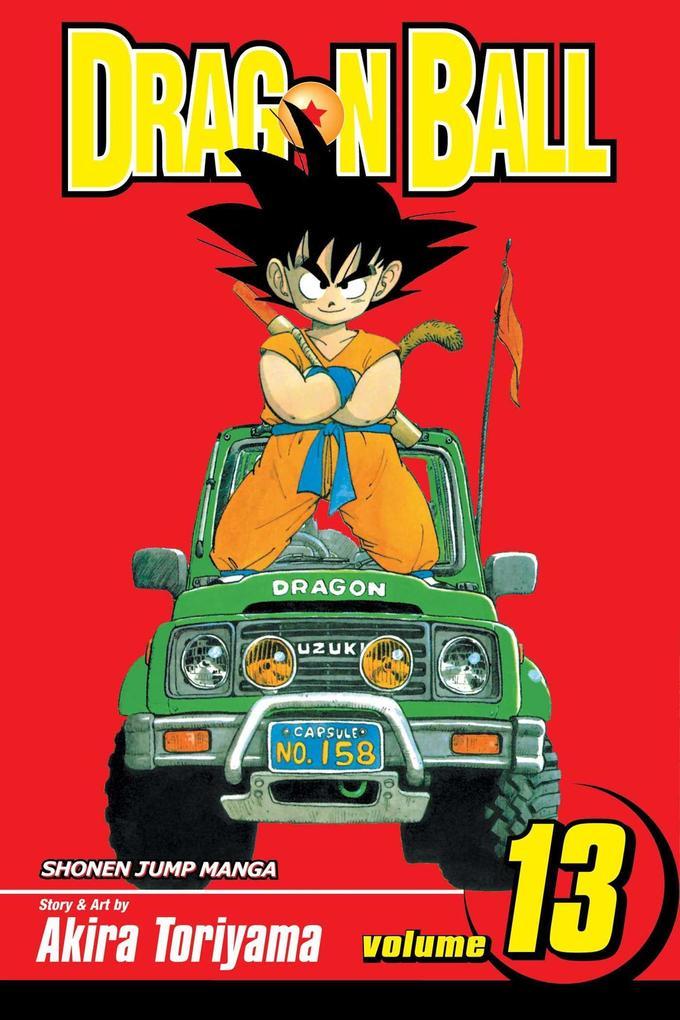 Dragon Ball, Vol. 13 als Taschenbuch