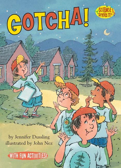 Gotcha! als Taschenbuch