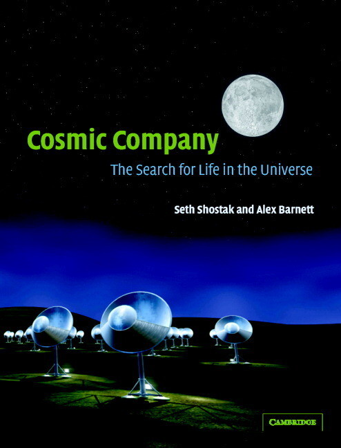 Cosmic Company: The Search for Life in the Universe als Buch (gebunden)