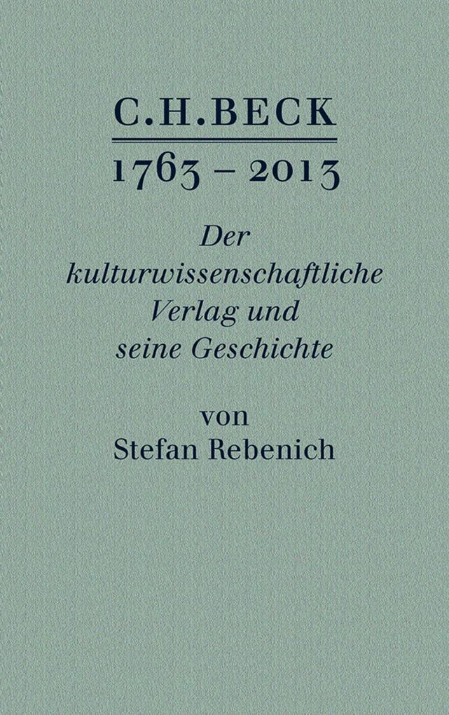 C.H. BECK 1763 - 2013 als eBook pdf