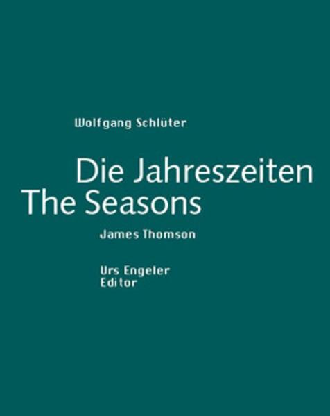 Die Jahreszeiten / The Seasons als Buch (gebunden)
