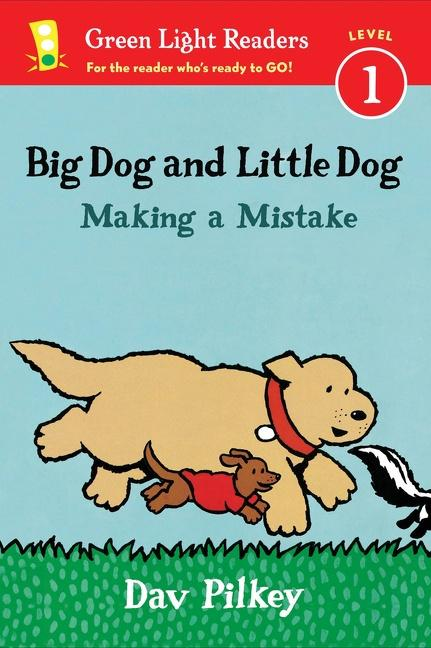 Big Dog and Little Dog Making a Mistake als Taschenbuch