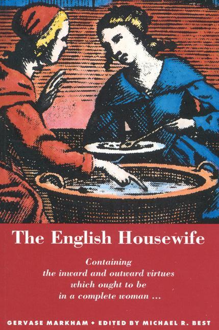 The English Housewife als Taschenbuch