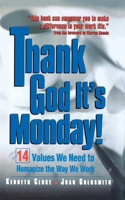 Thank God It's Monday! als Buch (gebunden)